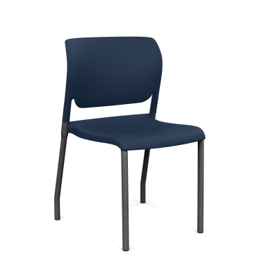 InFlex Plastic Side Chair Armless